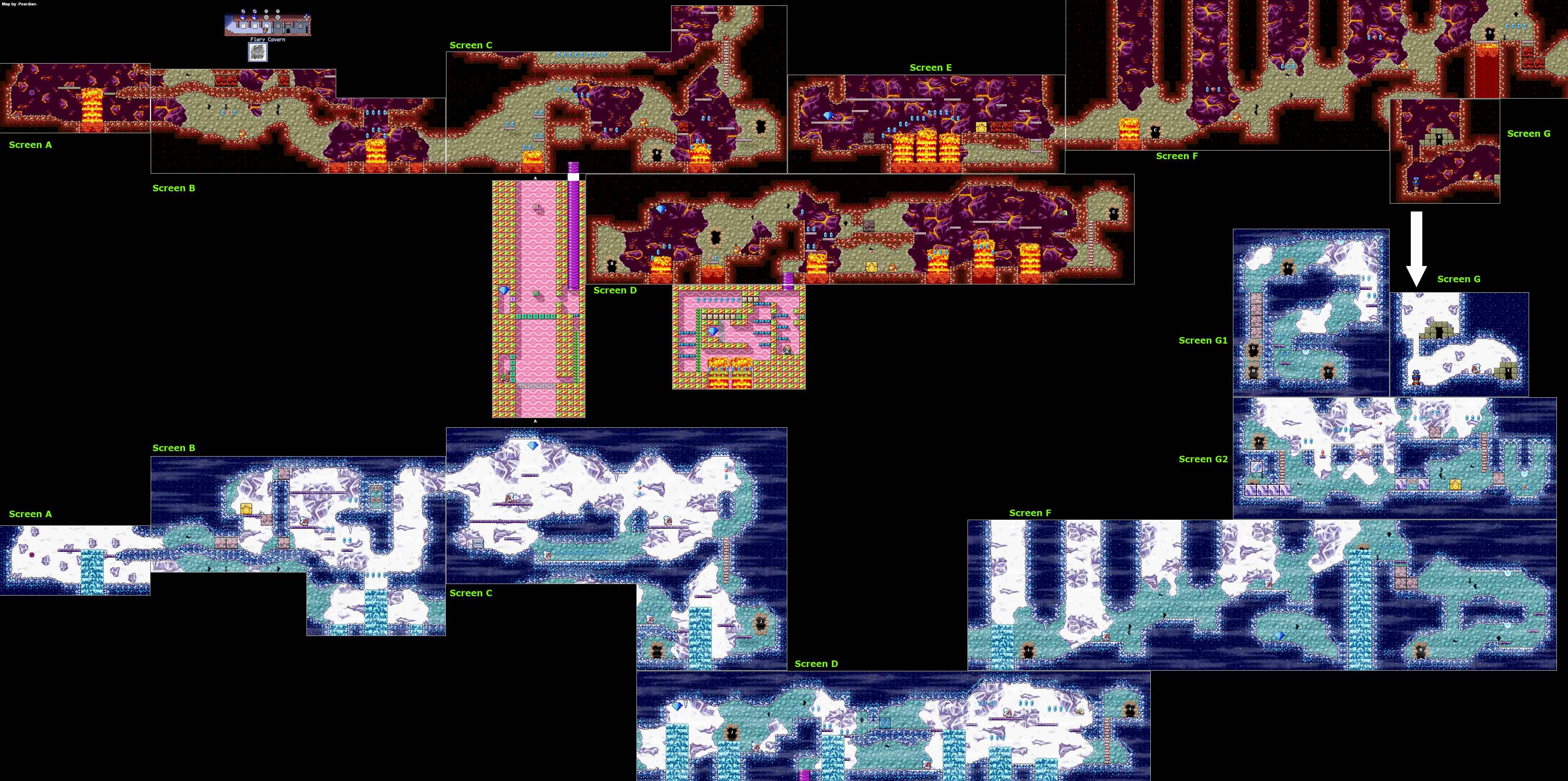 Daniel Primed Hobbyist Game Analysis Sapphire Passage Fiery Cavern